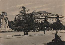 Cartolina - Postcard /  Viaggiata - Sent /  Reggio Emilia, Monumento Ai Caduti.  ( Gran Formato ) Anni 50° - Reggio Nell'Emilia