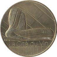 2019 MDP320 - BORDEAUX - La Cité Du Vin 3 / MONNAIE DE PARIS - 2019