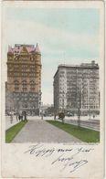 ETATS UNIS NY NEW YORK CITY HOTELS NETHERLANDS & SAVOY  PRECURSEUR - Manhattan