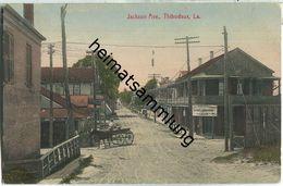 Thibodaux - Jackson Ave. - Etats-Unis