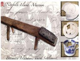 (A 15) Australia - Norfolk Island Museum (Pitcairn Island Third Settlement) - Norfolk Island