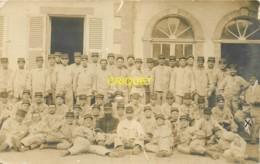 Guerre 14-18, Carte Photo De Poilus Du 146 ème D'Infanterie, 26 ème Compagnie, Carcassonne 09-1914 - War 1914-18