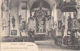 Postkaart - Carte Postale - KONTICH - Kerk  (B231) - Kontich