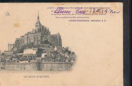 50 -- Le Mont St - Michel - Le Mont Saint Michel