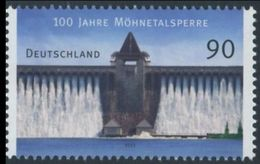 2013Germany3000Architecture - Unused Stamps