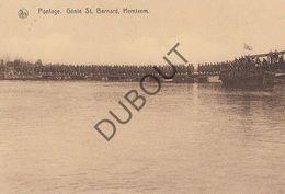 Postkaart - Carte Postale - HEMIKSEM - Pontage Génie St Bernard (B351) - Hemiksem