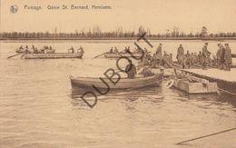 Postkaart - Carte Postale - HEMIKSEM - Pontage Génie St Bernard (B342) - Hemiksem