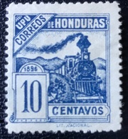 Republica De Honduras - A1/8 - MNH - 1898 - Locomotief - Honduras