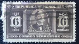 Republica De Honduras - A1/8 - (°) Used - 1935 - Thomas Estrada Palma - Honduras