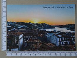 PORTUGAL - VISTA PARCIAL  -  VILA NOVA DE GAIA -   2 SCANS     - (Nº36413) - Porto