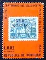 Republica De Honduras - A1/8 - MNH - 1965 - 100 Jaar Postzegels - Honduras