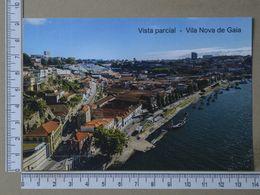 PORTUGAL - VISTA PARCIAL -  VILA NOVA DE GAIA -   2 SCANS     - (Nº36417) - Porto