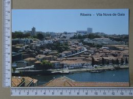 PORTUGAL - RIBEIRA -  VILA NOVA DE GAIA -   2 SCANS     - (Nº36418) - Porto