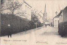 Postkaart - Carte Postale - SCHILDE - Inkom Van T Dorp (B268) - Schilde