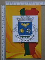 PORTUGAL - S. FELIX DA MARINHA -  VILA NOVA DE GAIA -   2 SCANS     - (Nº36426) - Porto