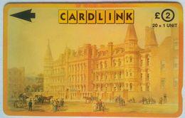 Cardlink 3CKLC  The Hospital For Sick  Children - Ver. Königreich