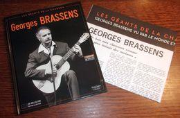 LES GEANTS DE LA CHANSON - GEORGES BRASSENS - Music & Instruments
