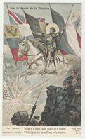 Croix-Rouge-Française - Duerre Européenne De 1914-1915 - Croix-Rouge