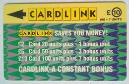 Cardlink 1CLKF Constant Bonus - Ver. Königreich