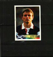 Image Panini  Football Stars Danone  -   TOMMY BOYD  Scotland - Panini