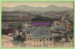 HONGKONG. Hon Ham, Kowloon. Panorama, Vintage, RARE View. Good Condition. - China (Hongkong)
