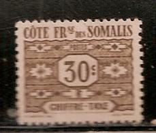 COTE FRANCAISE DES SOMALIS       OBLITERE - French Somali Coast (1894-1967)