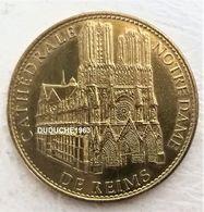 Arthus Bertrand 51.Reims - Cathédrale Notre Dame 2006 Croix Plate - Arthus Bertrand