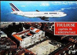 TOULOUSE - AIR FRANCE - AIRBUS (F-BVGA)    -  (Avion Aircraft Flugzeug) - 1946-....: Modern Era