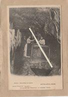 Dept 33 : ( Gironde ) Rauzan, Entre-deux-Mers, Intérieur Des Grottes, La Grande Table. - France