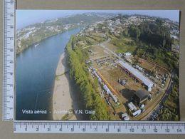 PORTUGAL - VISTA AEREA -  VILA NOVA DE GAIA -   2 SCANS     - (Nº36501) - Porto