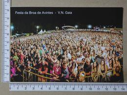 PORTUGAL - FESTA DA BROA DE AVINTES -  VILA NOVA DE GAIA -   2 SCANS     - (Nº36503) - Porto