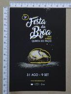 PORTUGAL - FESTA DA BROA DE AVINTES -  VILA NOVA DE GAIA -   2 SCANS     - (Nº36505) - Porto