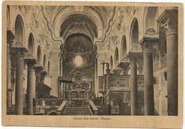 XW 2786 Sessa Aurunca (Caserta) - Duomo Cattedrale - Interno / Non Viaggiata - Otras Ciudades