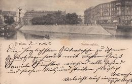 Breslau. Gneisenauplatz, 1901. (Wrocław). - Pologne
