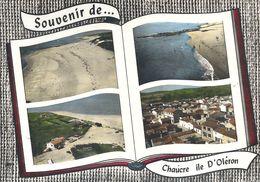 CPSM Souvenir De Ile D'Oléron Chaucre Vues Multiples - Ile D'Oléron