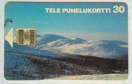 30 MK Hills (mountain) - Finland