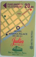 20 Mk Julia Hotel, Marina Palace - Finland