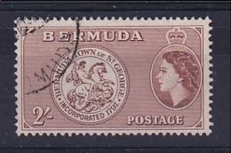 Bermuda: 1953/62   QE II - Pictorial    SG146    2/-      Used - Bermuda