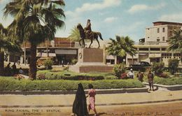 3920 King Faisal The 1. Statue Baghdad - Iraq