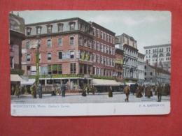 Tuck Series   Easton Corner  Massachusetts > Worcester      Ref 4180 - Worcester