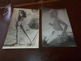 B732  9 Foto Nudo Di Donna Formati Vari - Fotografia