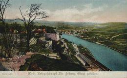 Westl. Kriegsschaupl., Die Festung Givet Gefallen. WWI WWICOLLECTION - Guerre 1914-18