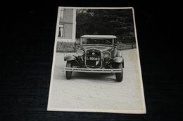 16270-            OLD PHOTOCARD / Auto / Car / Coche / Voiture - - Non Classés