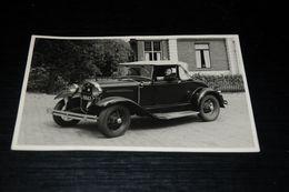 16271-            OLD PHOTOCARD / Auto / Car / Coche / Voiture - - Non Classés