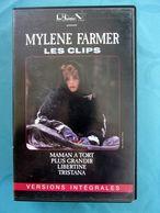 Mylene Farmer Les Clips VHS EO 1987 - Conciertos Y Música