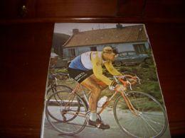 CYCLISME COUPURE LIVRE C317 JANSSEN PELFORTH Au Dos GODEFROOT GIOS - Sport