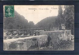 89. Vermenton. Barrage De Reigny. état Moyen - Vermenton