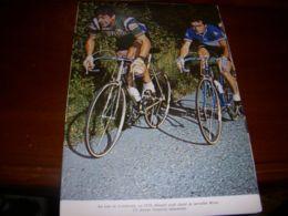 CYCLISME COUPURE LIVRE C320 MOSER HINAULT Au Dos HINAULT SARONNI KNETEMANN - Sport