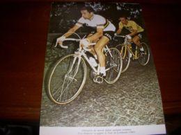 CYCLISME COUPURE LIVRE C324 SIMPSON CHP MONDE Au Dos DARRIGADE ALCYON LEROUX - Sport