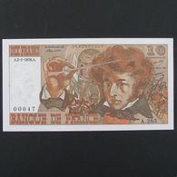 10 Francs Berlioz 2.1.1976, Neuf, A.265 Petit Numéro - 1962-1997 ''Francs''